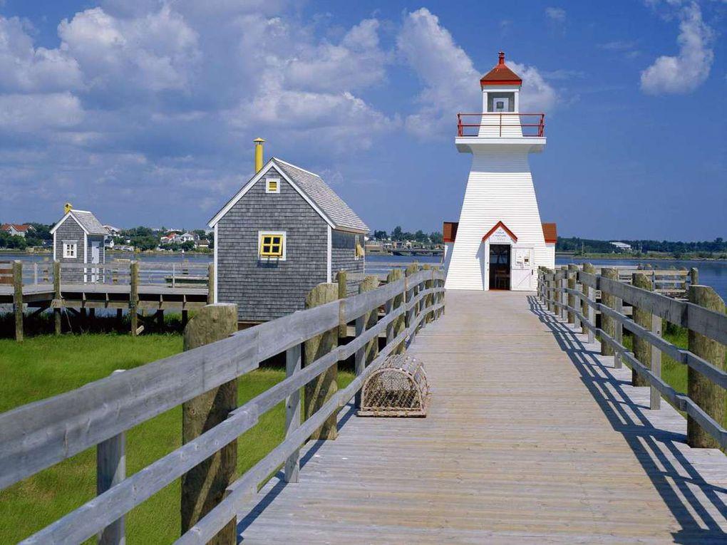 Visitons le Canada et ses lieux magiques