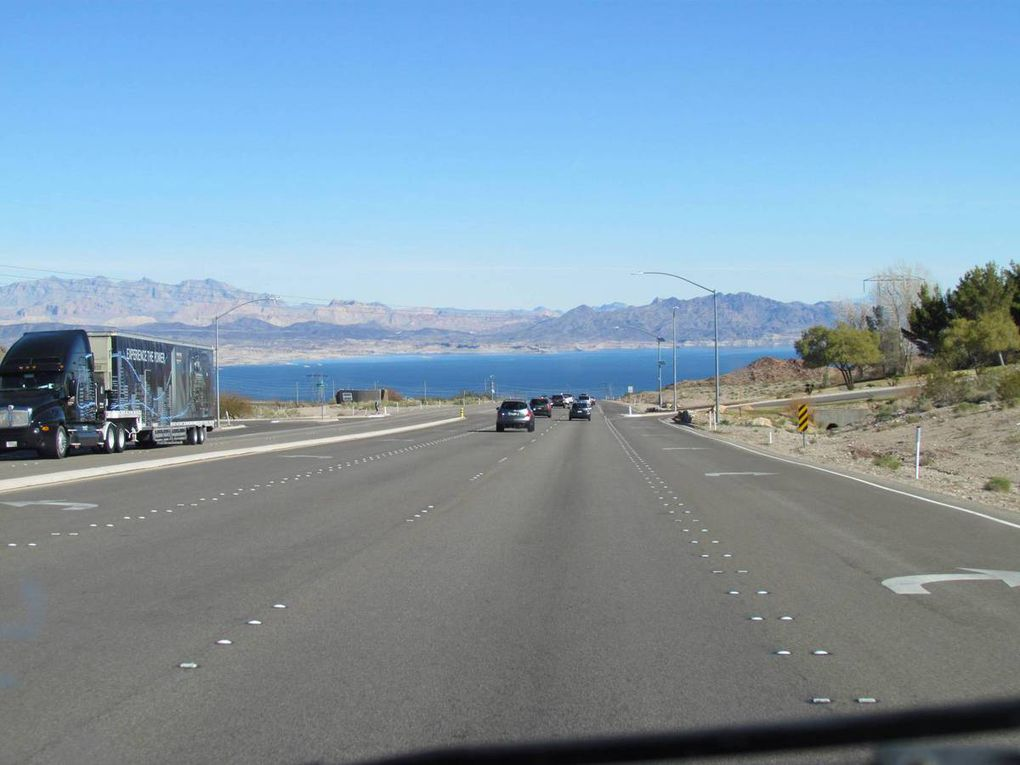 Los Angeles - Joshua Tree - Hoover Dam - Lake Mead