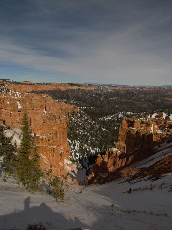 Zion National Park - Bryce Canyon National Park
