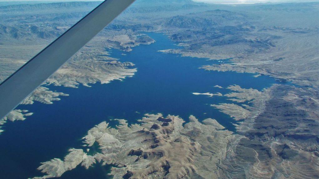Retour au Grand Canyon... par les airs