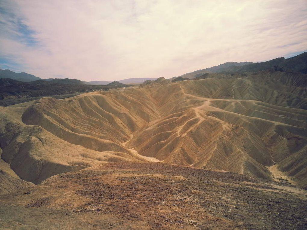 Death Valley (La Vallée de la Mort)