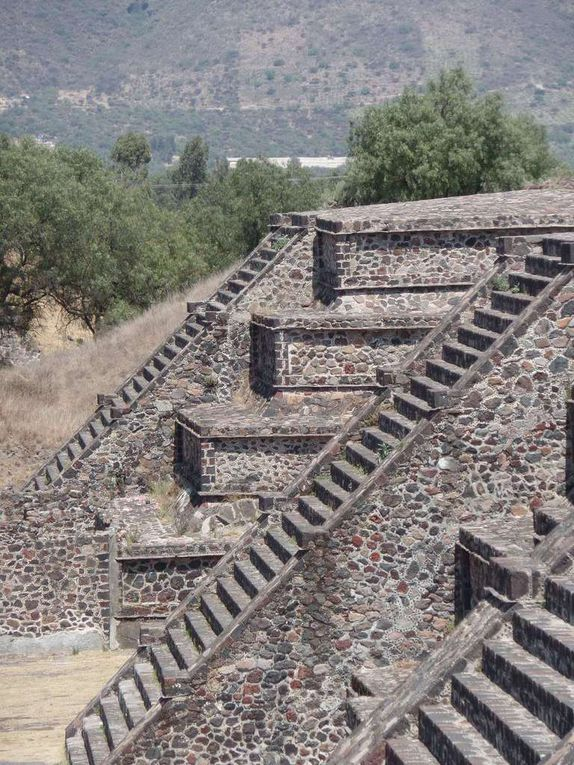 Mexico - Teotihuacan