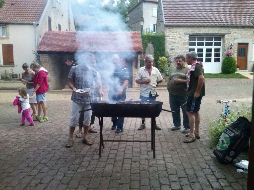 Barbecue du 04 juillet