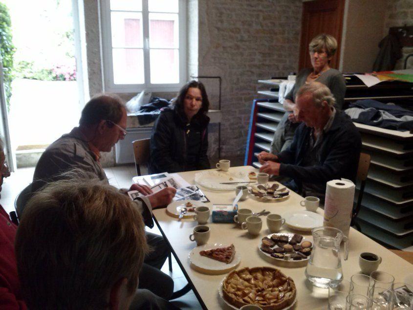 Passage du jury régional pour le concours 2014 des villages fleuris