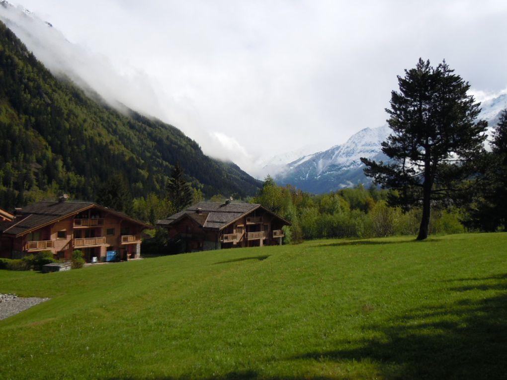 appartement &quot&#x3B;Le Hameau des Glaciers&quot&#x3B;  dans chalet savoyard pour 4 personnes/internet illimité