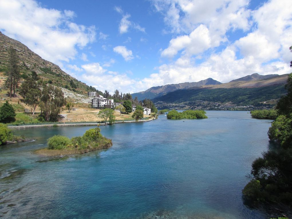 Queenstown en long, en large, en travers.