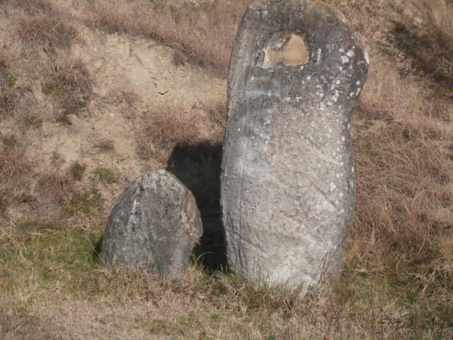 vallée de Lotru, les trovants, Baile Govora et sur la route vers Targoviste