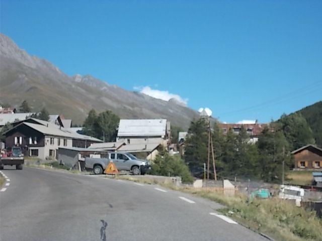 Les Hautes Alpes et le lac de Garde