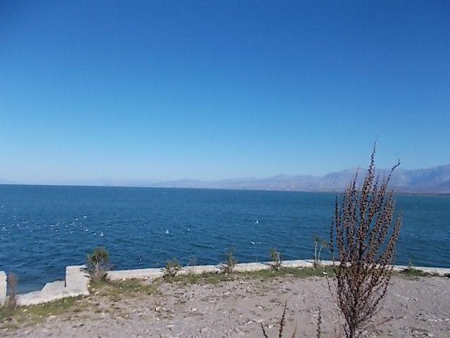le château , le lac SHKÖDER.......la frontière vers le Montenegro.(Nicholas Sparks .pour Lynn)