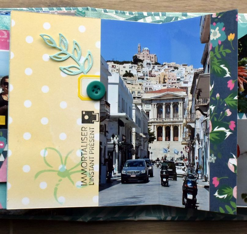 Mini Album Syros