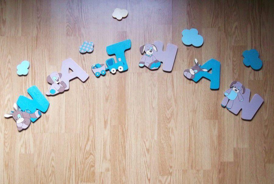 Des idées cadeaux noël pour les enfants, filles, garçon ou bébé .Des décorations en bois personnalisées pour finaliser la décoration de chambre.Une de nos création vous plait? Cliquez sur le lien donné ci dessus vous serez transférer directement sur notre site!