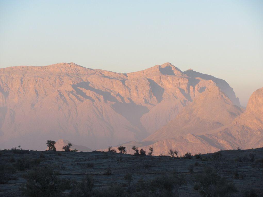 Road trip en Oman (4ème et 5ème jours)
