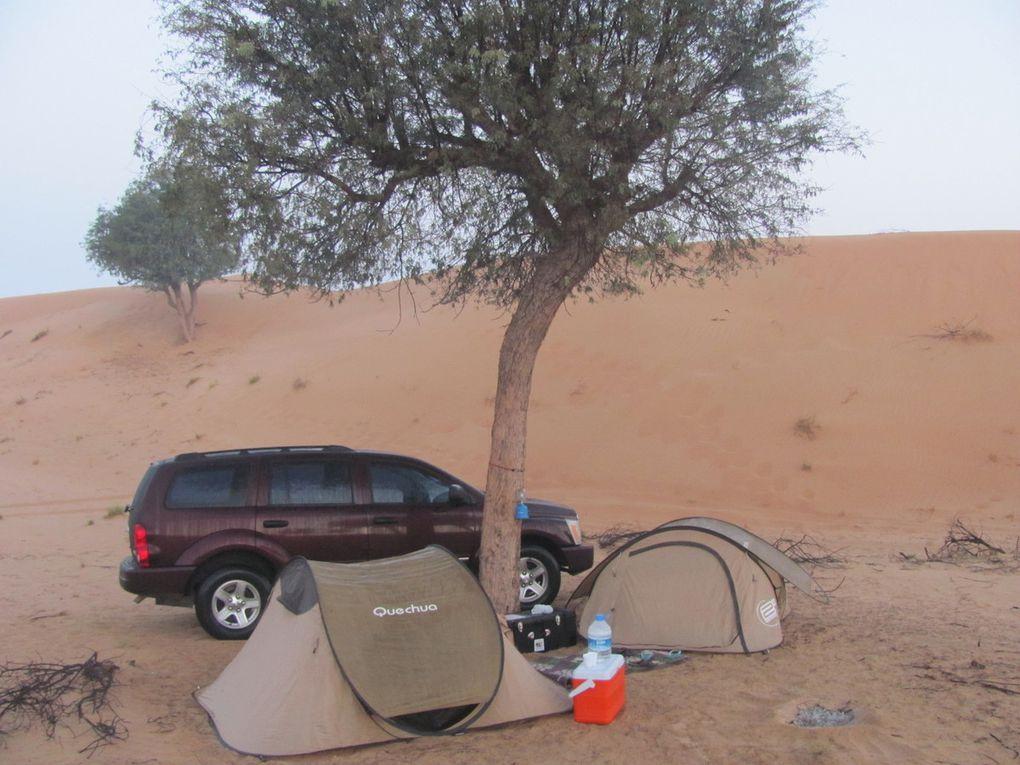 Début de saison à Dubaï