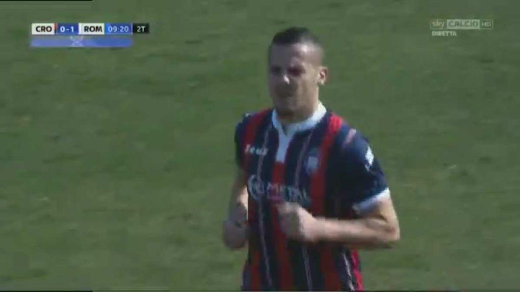 Crotone-Roma 0-2