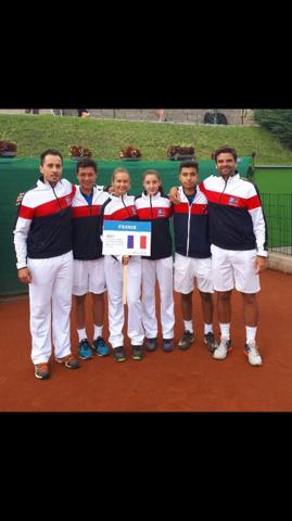 Equipes de France U14 - Filles et Garçons, Organisateurs et Spectateurs.