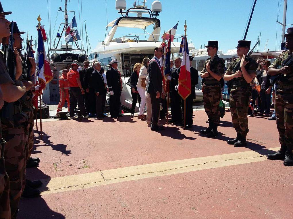 L'AMMAC a participé à la commémoration du 8 mai 1945