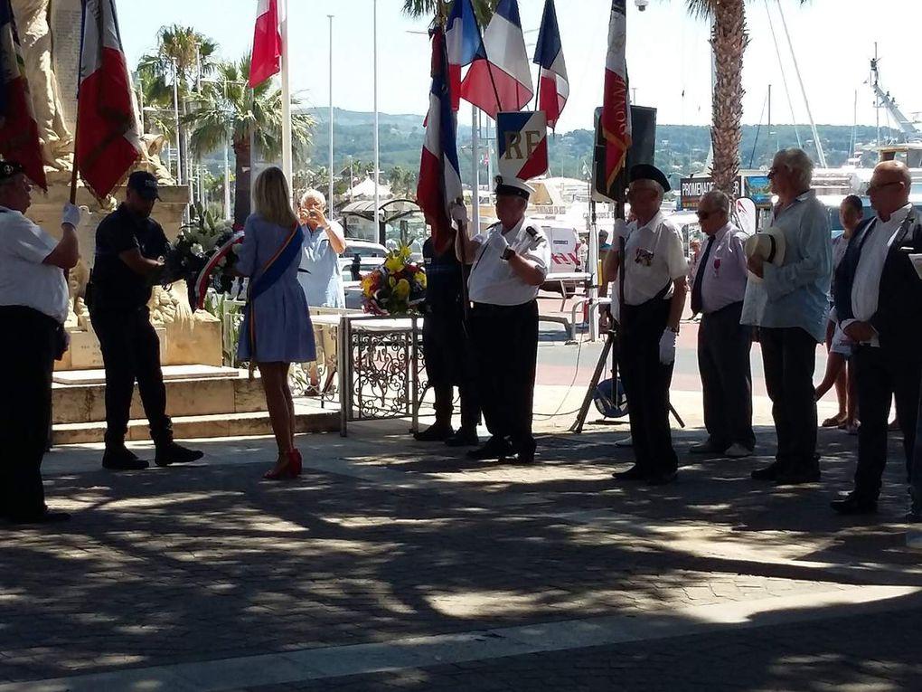 Dimanche 16 juillet &quot&#x3B;L'AMMAC&quot&#x3B; a participé à la journée nationale d'Hommage aux Justes