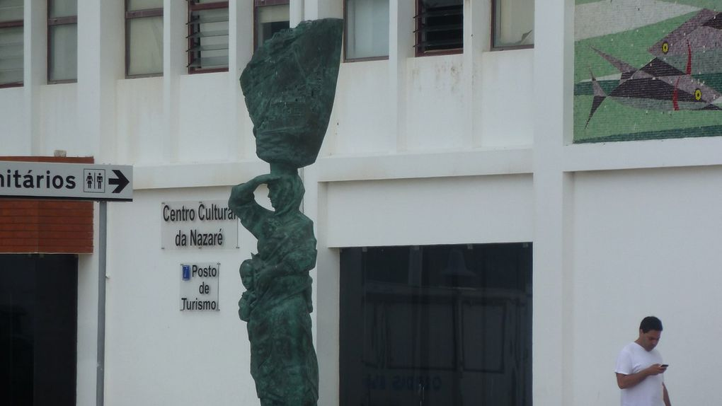 SUITE 18 JUIN 2014 AU PORTUGAL - NAZARE - OBIDOS