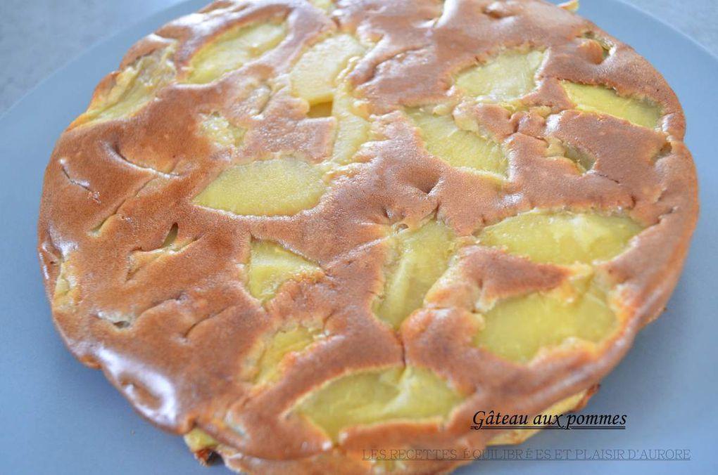 Gâteau aux pommes & oréo ( ou pas )