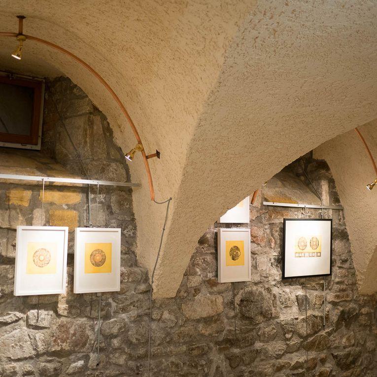 """""""L'estampe et le livre d'artiste"""" Centre culturel André Malraux Tarare du 17 janvier au 1er mars 2015"""