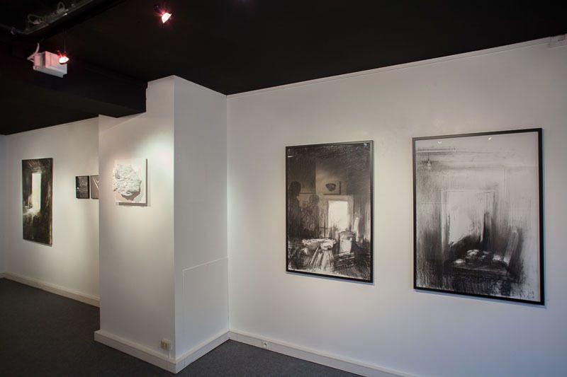 Quelques vues de l'exposition