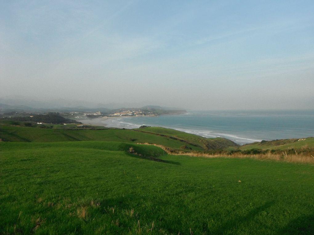 Voyage en camion dans les Asturies et la Galice fin octobre 2014