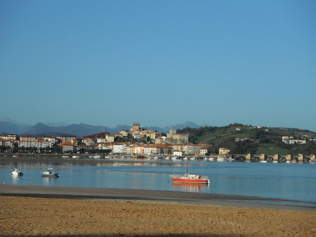 Galice, Asturies fin octobre 2014