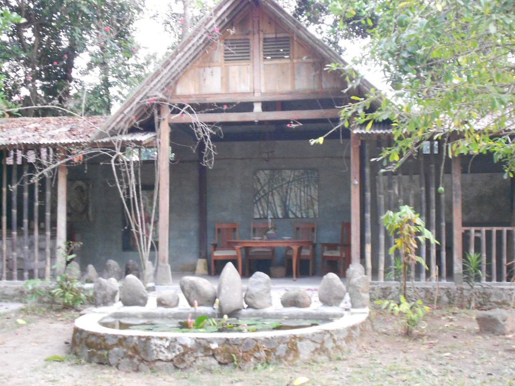 Elprogo arthouse, Borobudur, Java