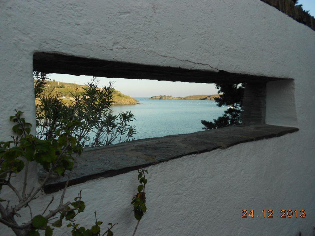 Maison Dali, Cadaqués, Costa Brava
