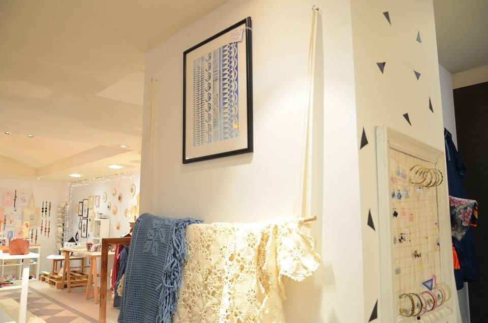 Alice Maynard Art chez The Pop Up Store by The Team Toulouse ! 19 rue Paul Vidal à Toulouse !