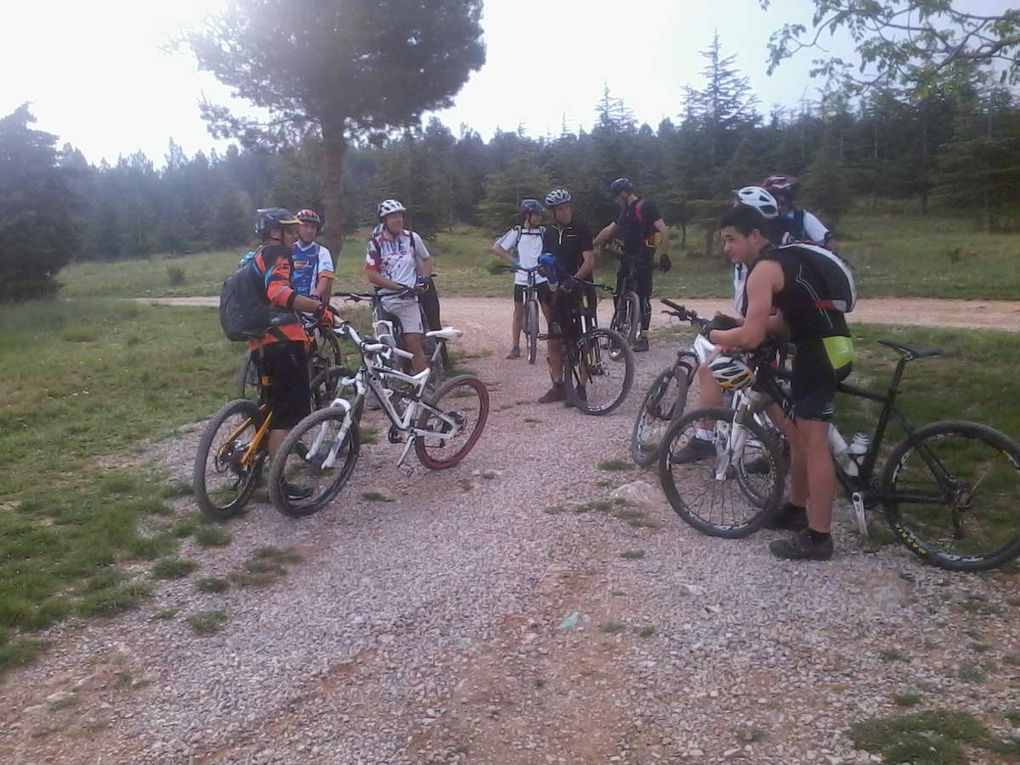 VENDREDI 1 MAI 2015:ENDURO THUIR 2015 en RECO.