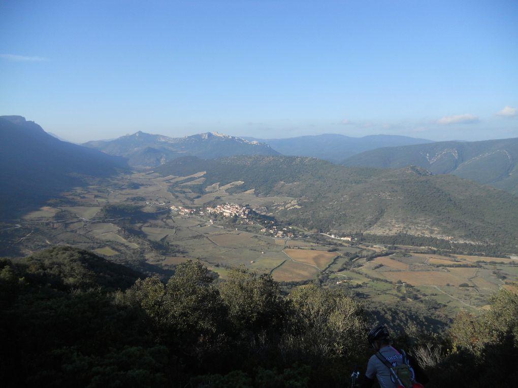 Dimanche 13 décembre, Cucugnan (11350)