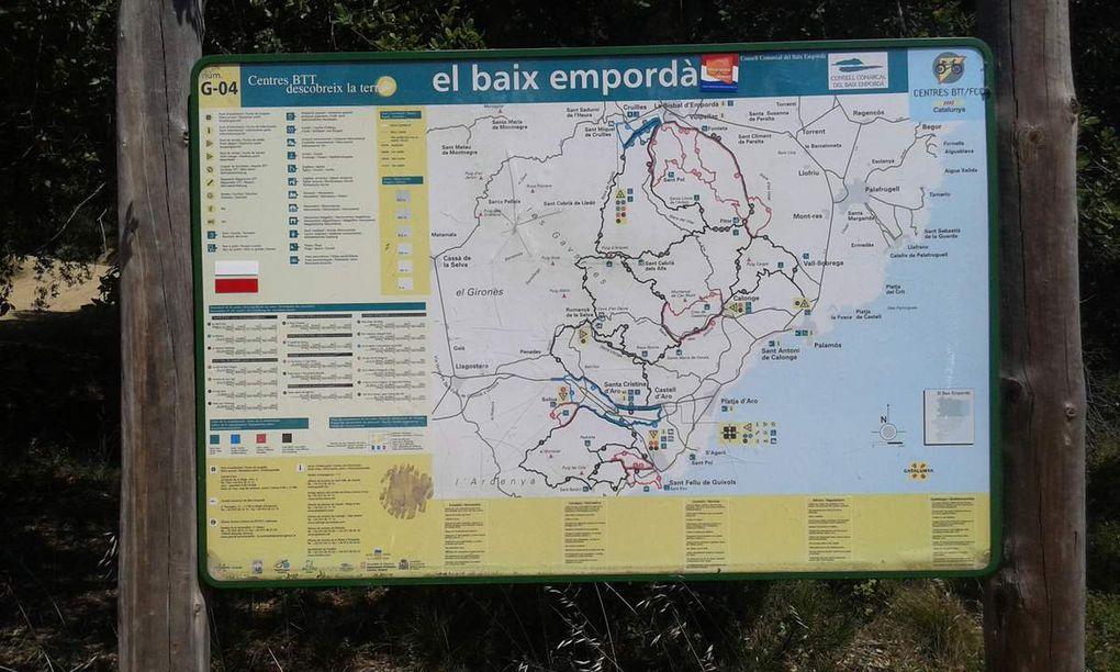 24-28 Mai, El Baix Emporda (Espagne)