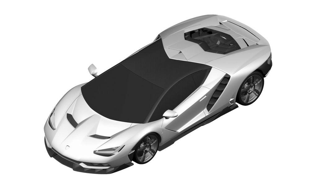 La nouvelle Lamborghini LP770-4 en images!