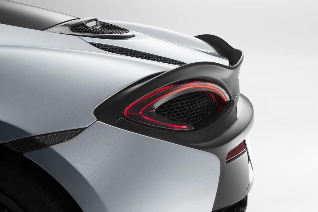 La McLaren 570GT ou comment concilier luxe et sportivité