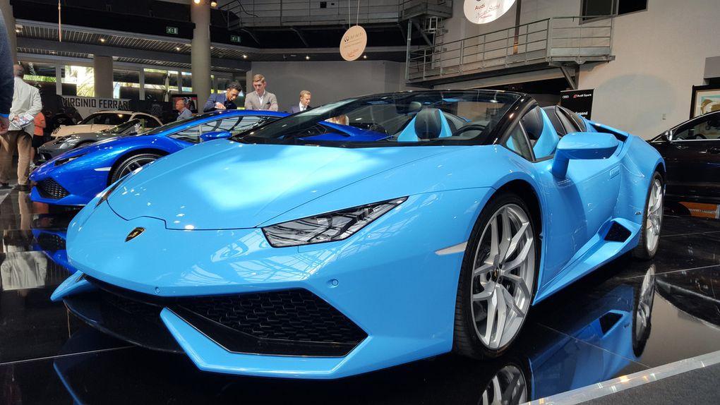 Top Marques Monaco 2016: un salon des supercars et des rues monégasques bondées de super-sportives