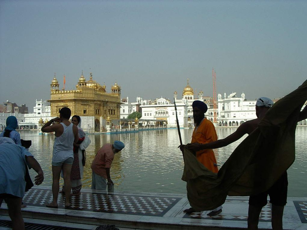 AMRITSAR Ville Sainte des Sikhs