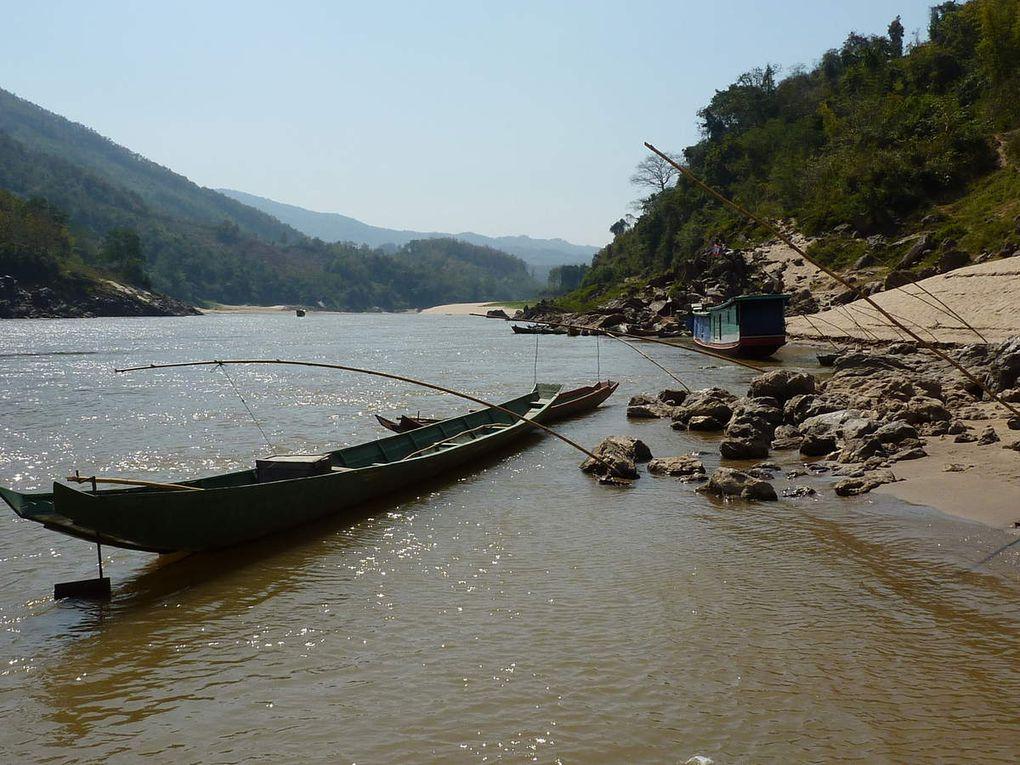 Un fleuve mythique: LE MEKONG