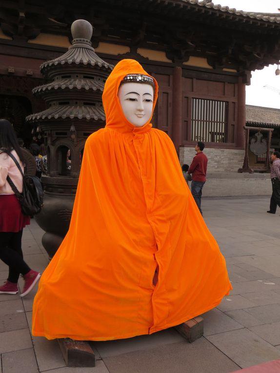 DATONG Grottes Bouddhistes de Yungang