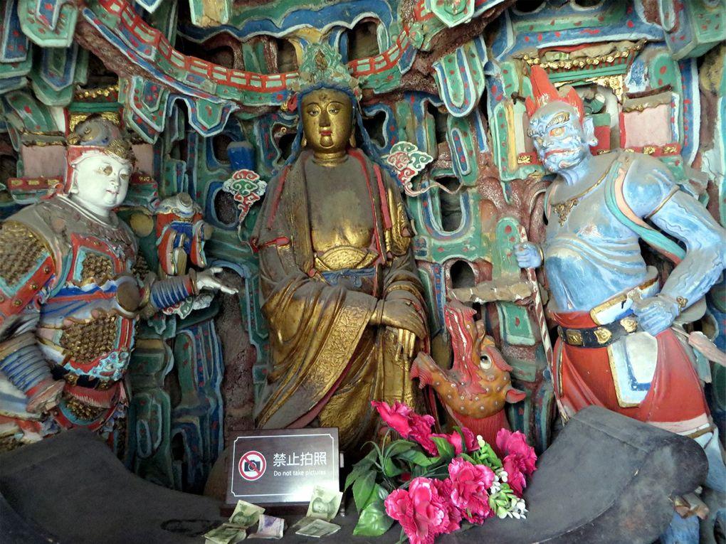 DATONG Hanging Monastery