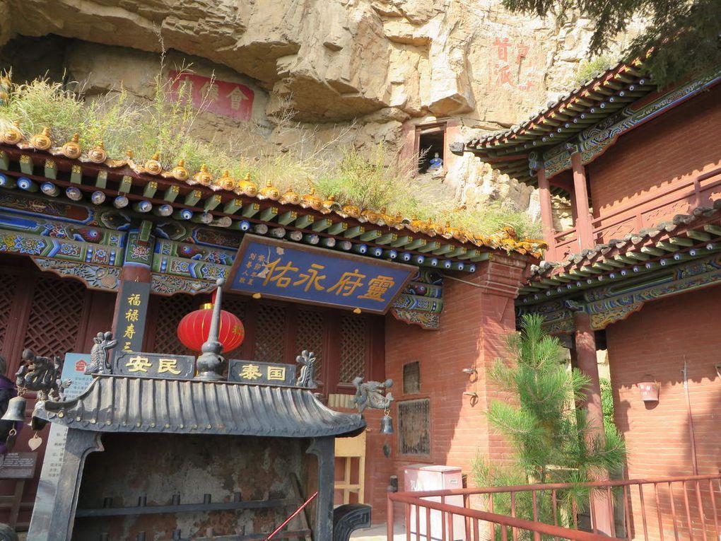DATONG Hengshan Mountain
