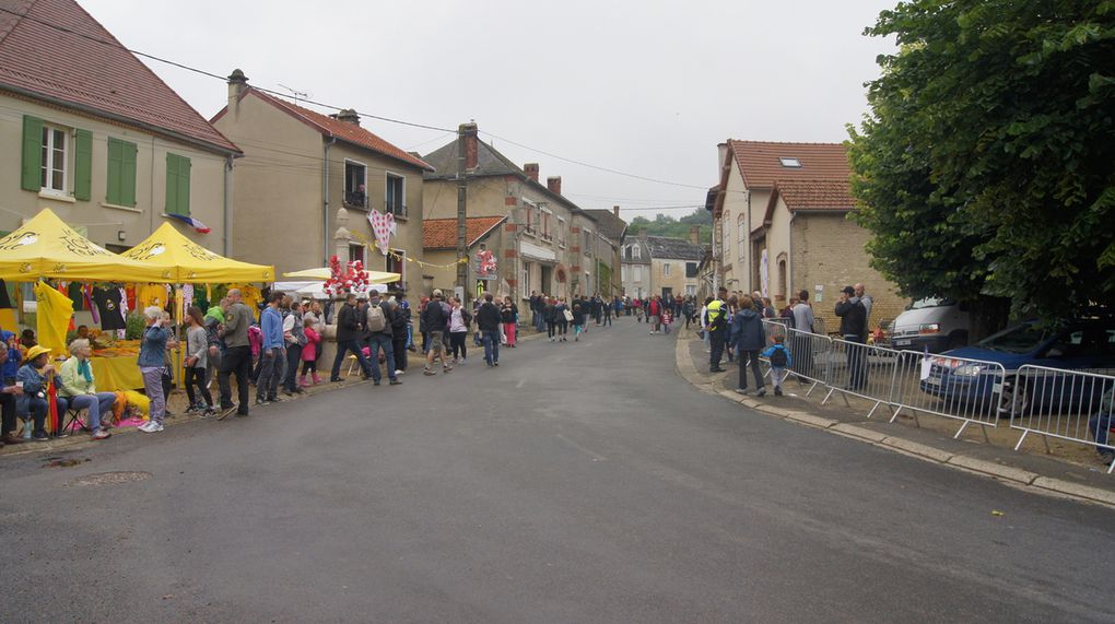 C'est fait, le Tour de France est passé par Roucy. (1ère partie. Les préparatifs)
