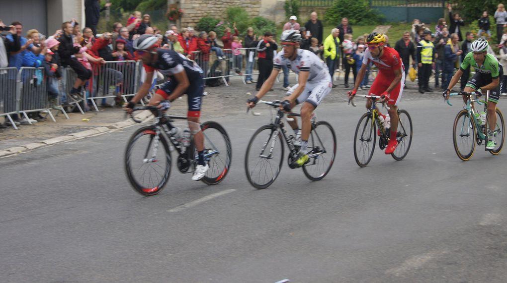 C'est fait, le Tour de France est passé par Roucy. (3ème partie. La course)