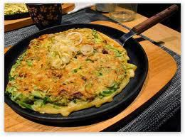 Japan Food : l'Okonomiyaki