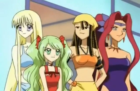 Mermaid Melody pichi pichi pit