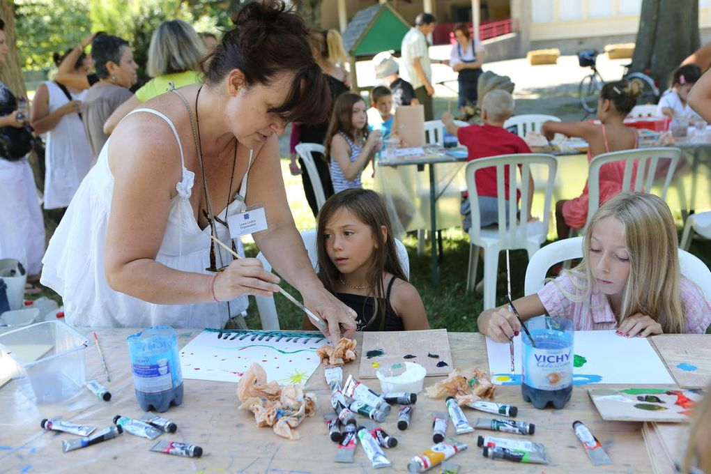 Ateliers sportifs et artistiques gratuits pour les enfants le Samedi 23 Août 2014