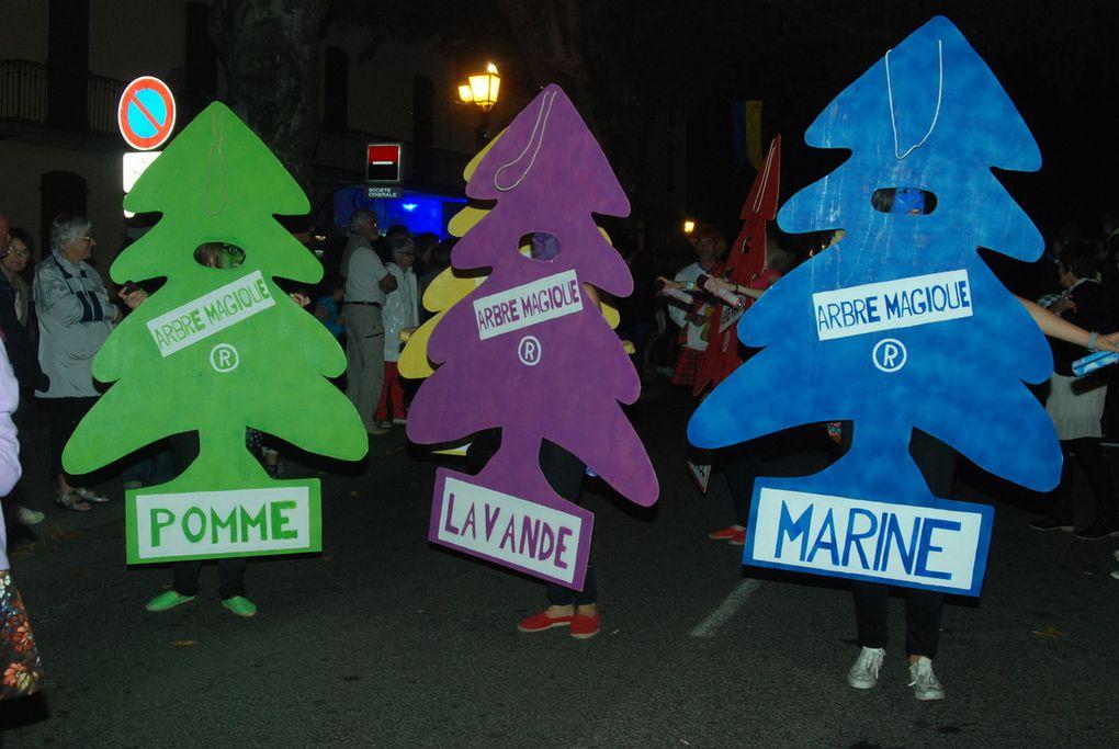 Défilé du Samedi 23 Août 2014