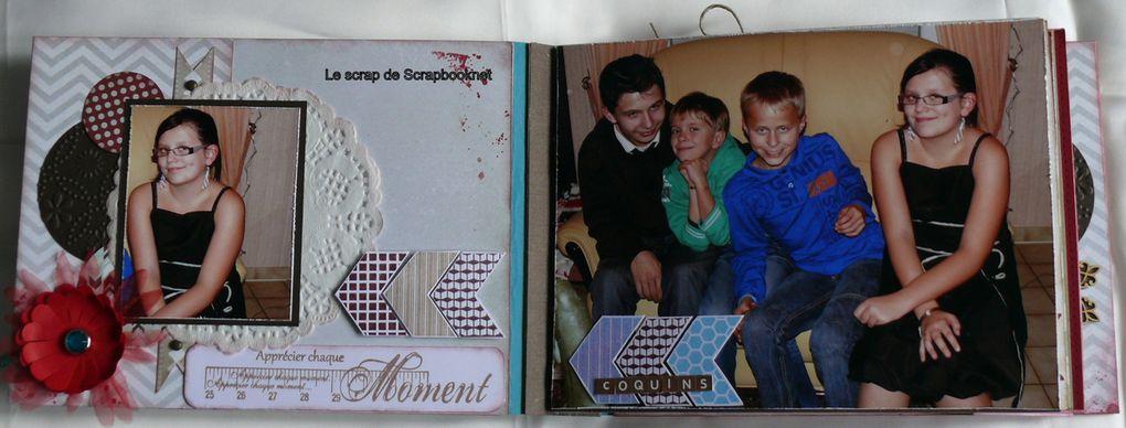 mini album de Noël