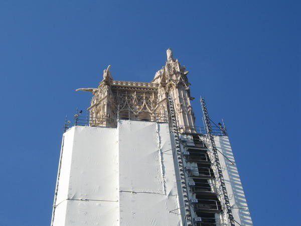 2007 juillet Via Turanosis - St Jacques de Compostelle