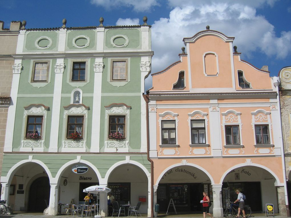 2009 Août Slovaquie, Rép Tchèque &amp&#x3B; Dresde